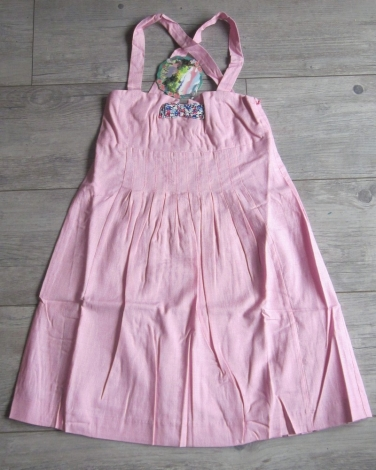 Kleid LITTLE PAUL & JOE Pink,  altrosa