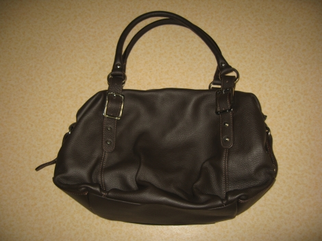 Genuine leather sac a main