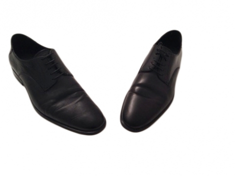 Shoes Zara Homme Lace up Shoes Zara Man Black