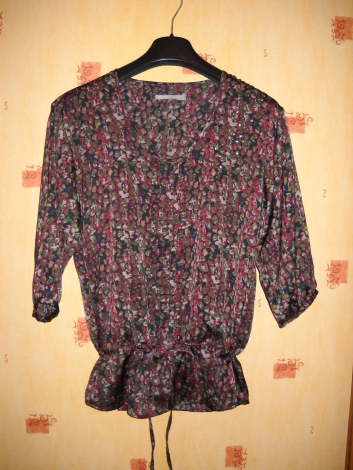 Bluse 3 SUISSES COLLECTION Mehrfarbig
