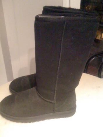 bottes uggs d'occasion