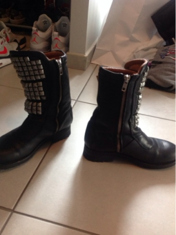 Osmose Shoes Homme Botte