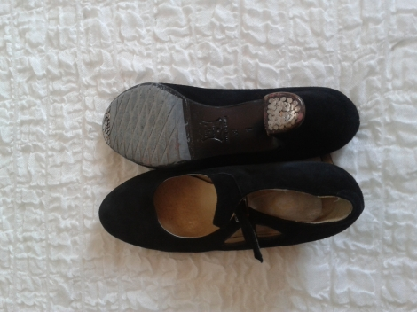 Chaussure flamenco d 39 occasion - Besson chaussures cholet ...