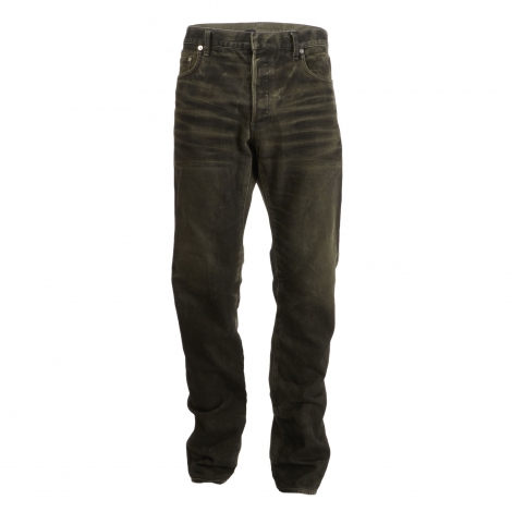 Straight-Cut Jeans  DIOR Grau, anthrazit