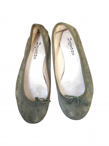 Ballerinas REPETTO Khaki