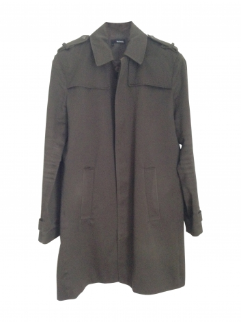 Regenjacke, Trenchcoat THE KOOPLES Khaki