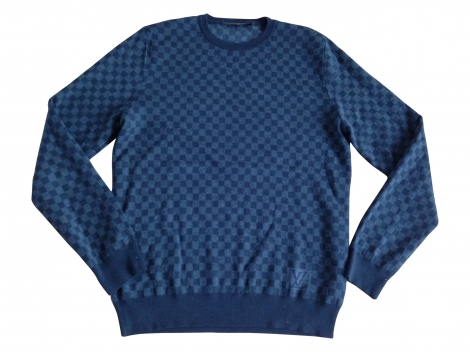 Pullover LOUIS VUITTON Grau, anthrazit