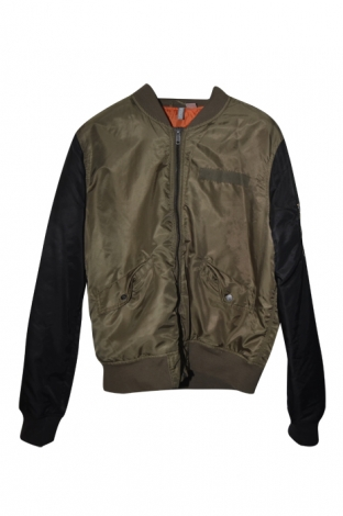 Jacke H&M DIVIDED Khaki
