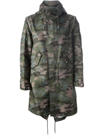 Impermeabile, trench GIVENCHY Cachi