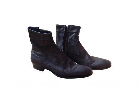 Stiefeletten, Ankle Boots PAUL SMITH Braun