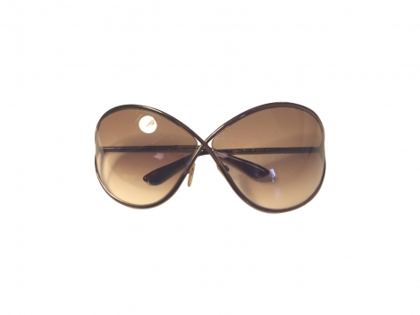 Sonnenbrille TOM FORD Braun