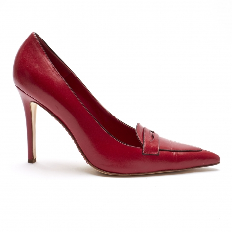 Pumps VALENTINO Rot, bordeauxrot