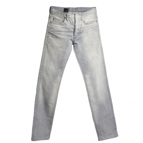 Straight-Cut Jeans  DIOR HOMME Grau, anthrazit