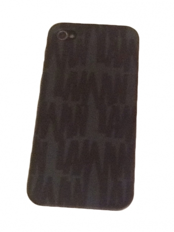 iPhone-Tasche LANVIN Grau, anthrazit