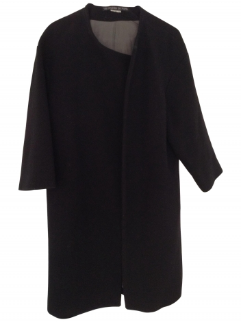 Cappotto LES PRAIRIES DE PARIS Nero