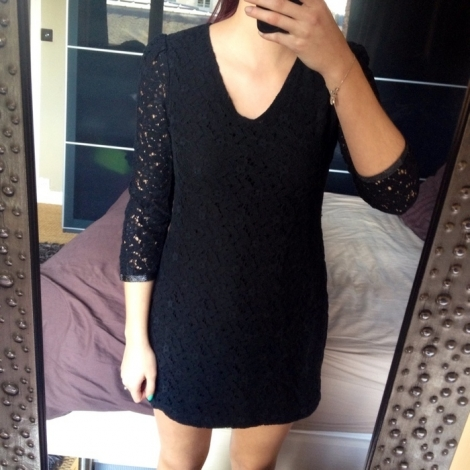Robe courte dress code 36 s t1 noir 3549807 - Dress code rennes ...