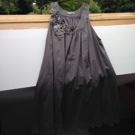 Robe courte lm lulu 38 m t2 gris 3819351 for Robe lm lulu