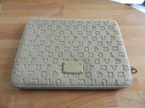 Sacoche MARC BY MARC JACOBS Beige, camel