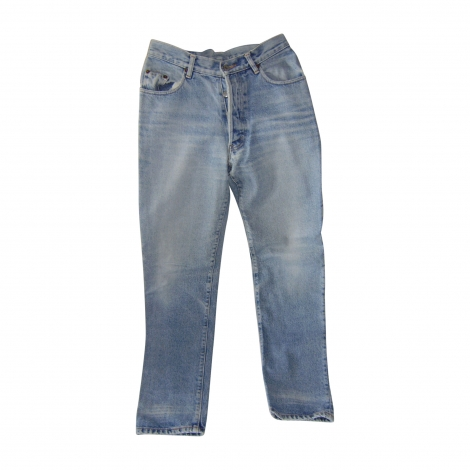 Straight-Cut Jeans  BUFFALO Blau, marineblau, türkisblau