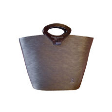 Leather Handbag LOUIS VUITTON Black