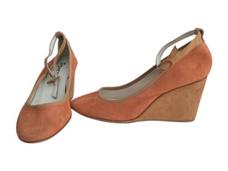 Plateau-Pumps REPETTO saumon