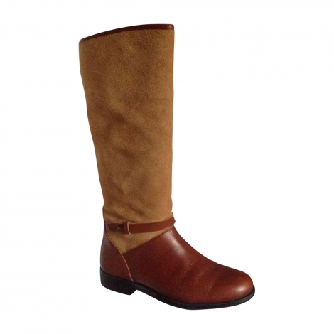 Boots JACADI Brown