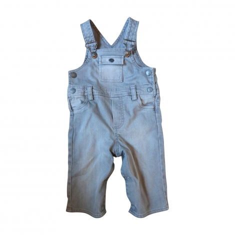 Overalls BABY DIOR Gray, charcoal