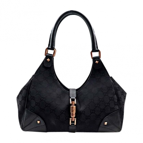 Non-Leather Handbag GUCCI Black