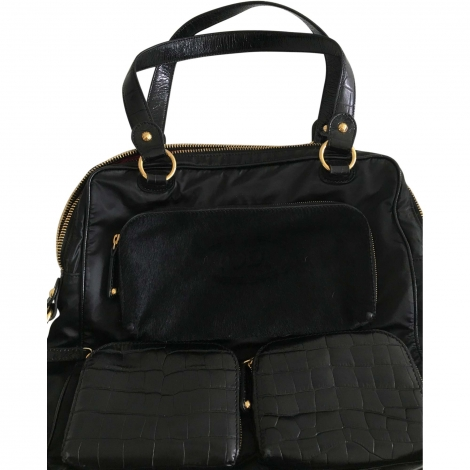Non-Leather Handbag TOD'S Black